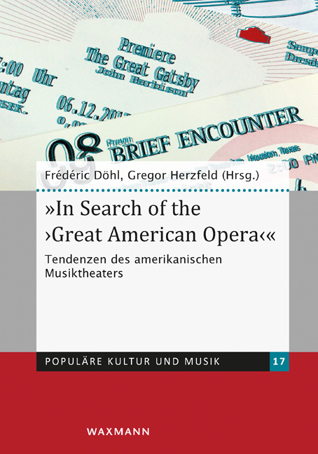 In Search of the Great American Opera